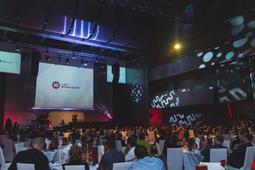 Gala: 10-lecie firmy Euro-Cart